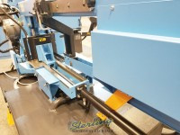 brand new doall dual miter structurall semi-automatic horizontal bandsaw