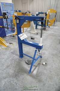 brand new baileigh pneumatic operated planishing hammer PH-24A