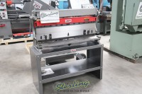 brand new jet industrial 3 in 1 shear, brake and roll with stand SBR-40M