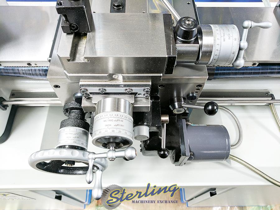 brand new acra precision tool room lathe (hardinge copy) with dro ATL-618E