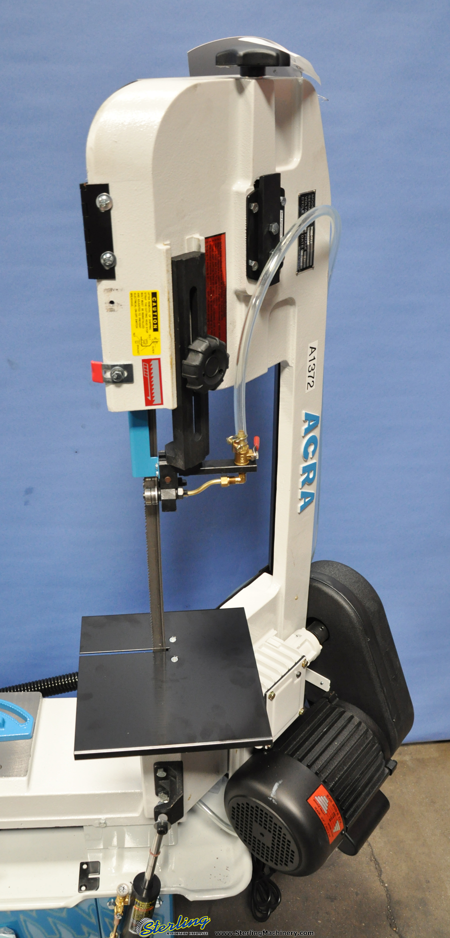 Brand New Acra Horizontal Vertical Band Saw Sterling Machinery