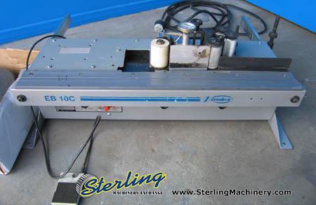 Virutex EDGE Banding Machine Sterling Machinery