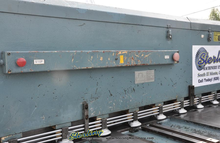 Used Amada Power Shear (Parts Machine  Control Needs Work