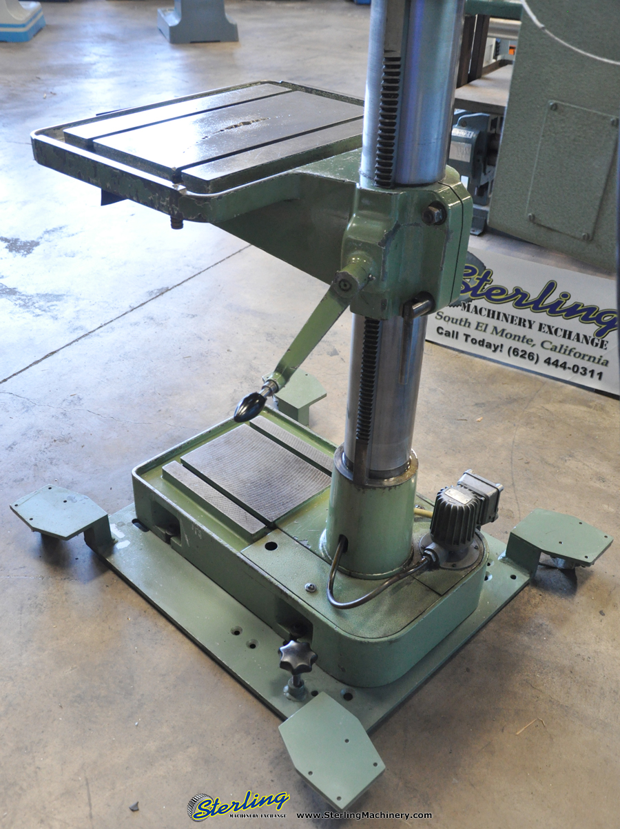 Used Alzmetall Drill Press Sterling Machinery