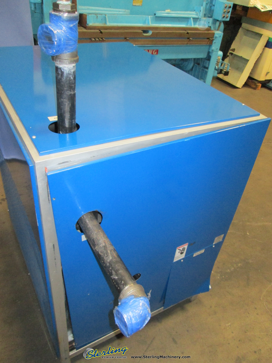 Used Quincy Cycling Type Air Dryer Air Compressors