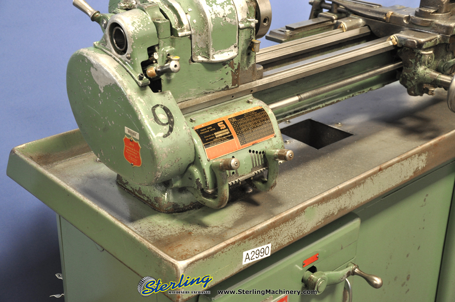 Used South Bend Heavy Duty Tool Room Lathe Sterling Machinery