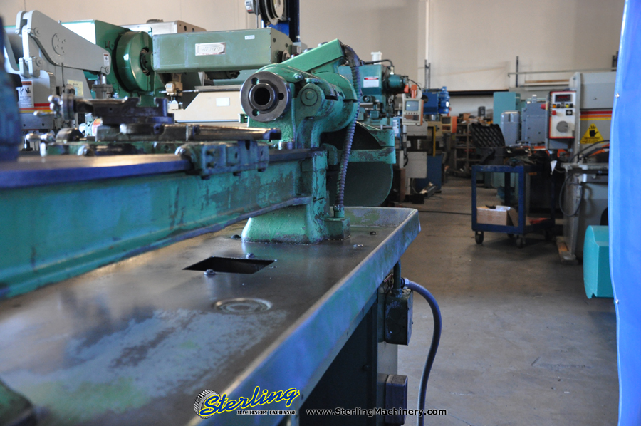 Used South Bend Heavy Duty Lathe Sterling Machinery