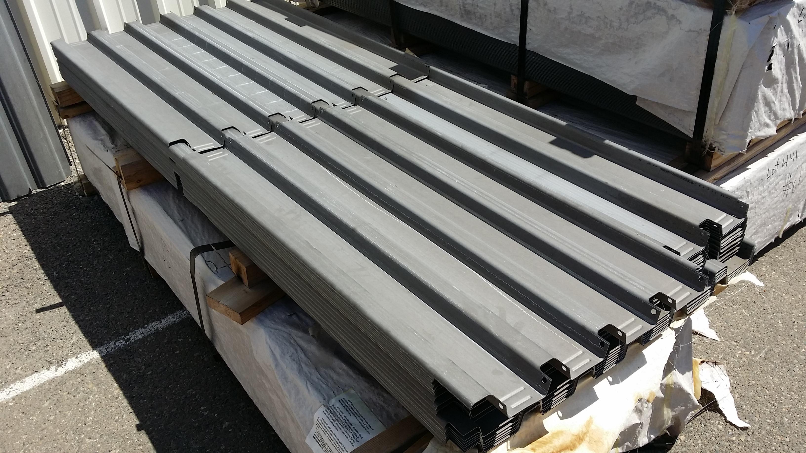 Metal Barrier Border Fencing Fencing B Deck Roofing Sheets