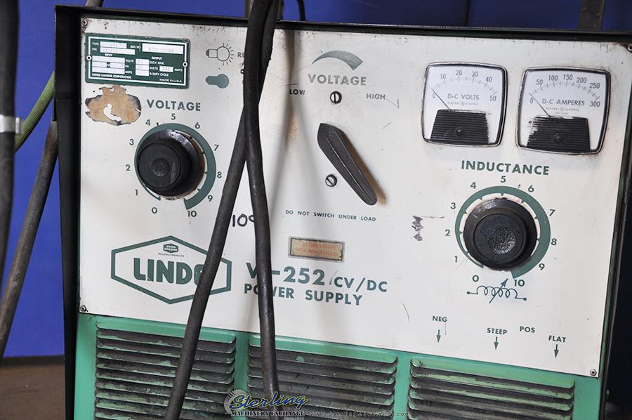 Used Linde Mig Welder Sterling Machinery