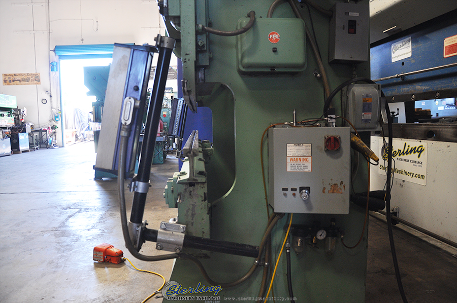 Used Verson Press Brake Mechanical Brake Press