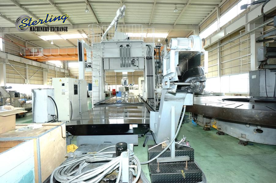Used Okuma Double Column Universal Machining Center