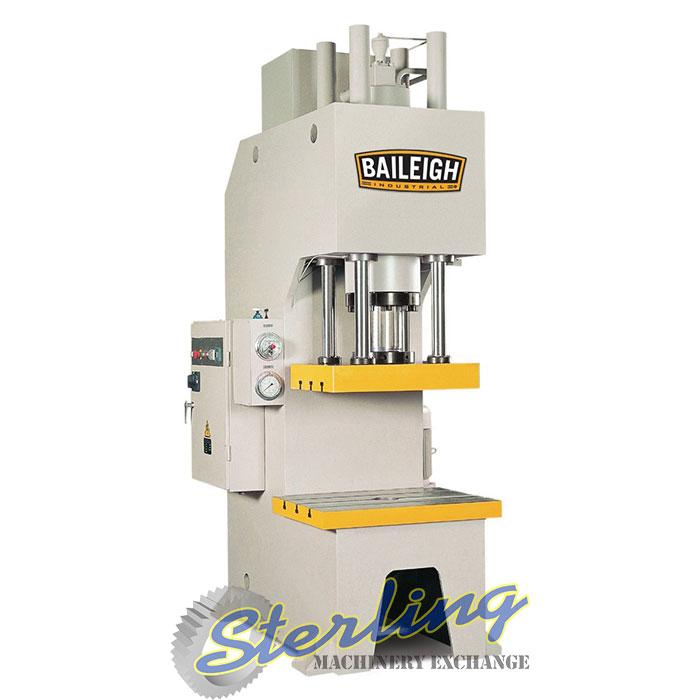 Brand New Baileigh Hydraulic C-Frame Press Sterling Machinery