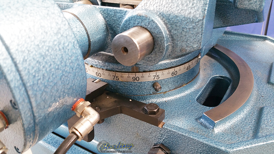 New Scotchman (NON-FERROUS, POWER VISE AND MANUAL DOWN