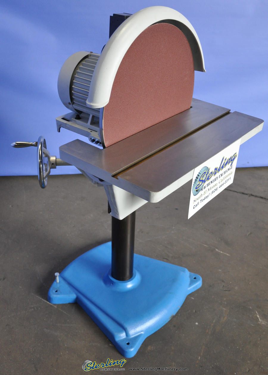 Brand New Acra Disc Grinder Sterling Machinery