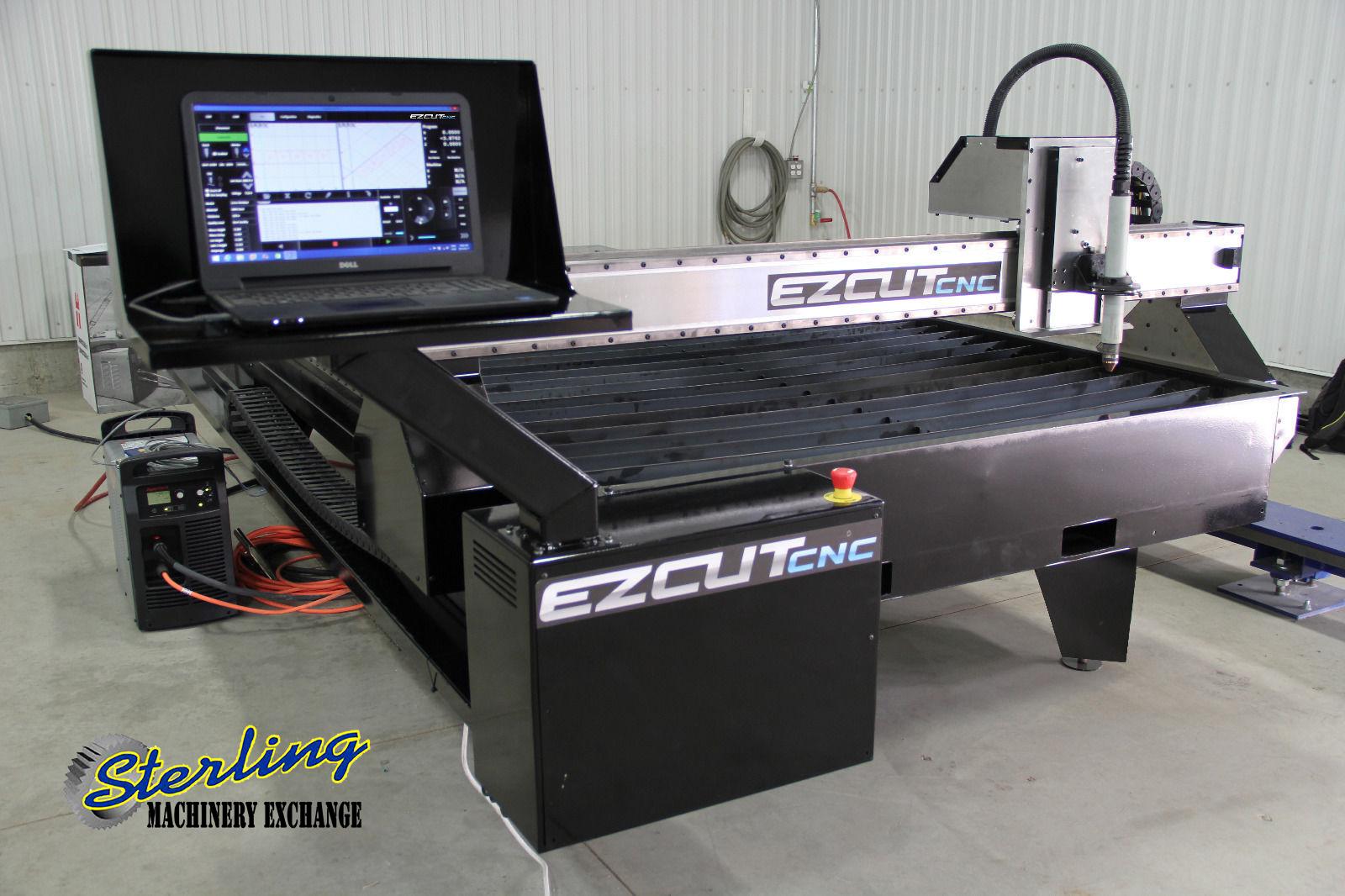 Brand New Ez Cut Turn Key Cnc Plasma Cutting Systems