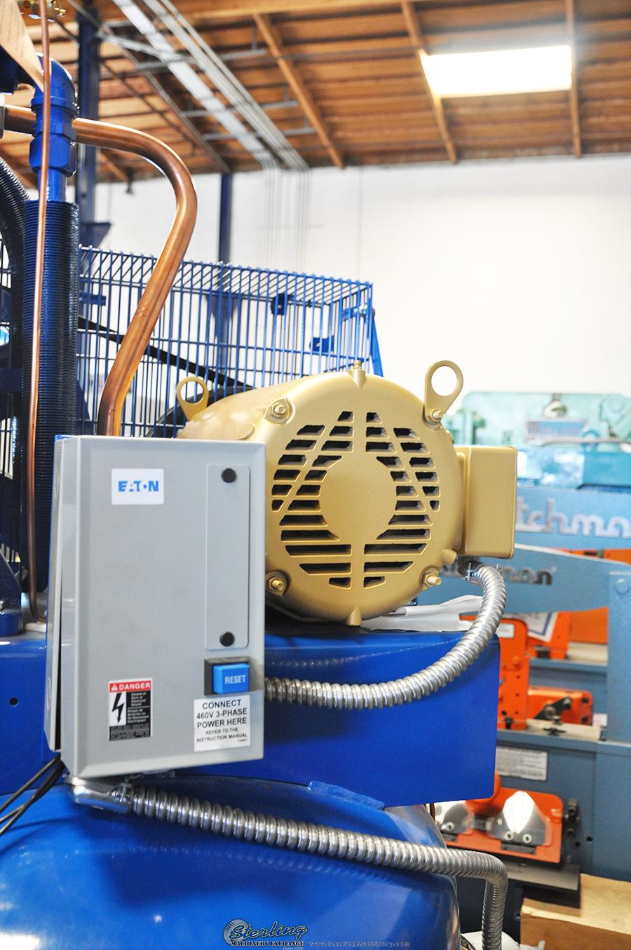 Brand New Quincy Simplex Reciprocating VERTICAL Air Compressor