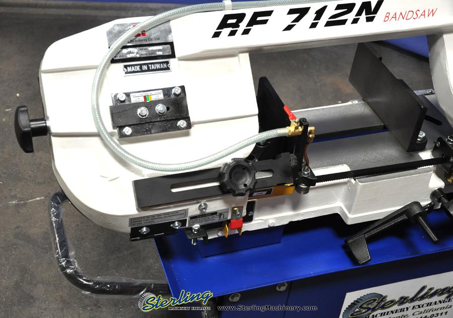 Brand New Rong Fu Horizontal Vertical Metal Cutting