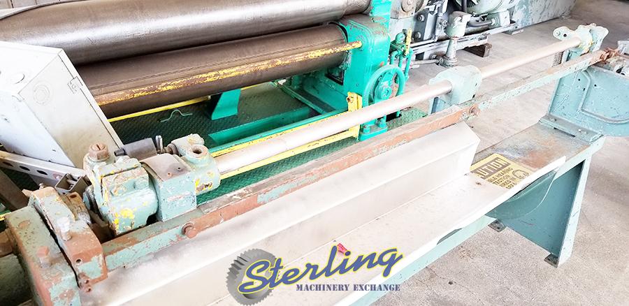 Shuster Wire Straightener   Used Shuster Wire Straightener Cutoff Machine Sterling Machinery