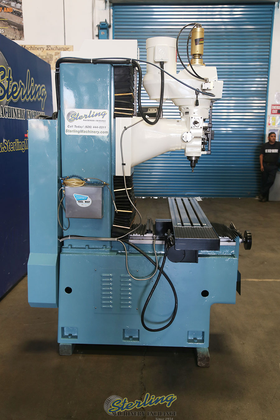 Used Southwestern Industries Trak DPM CNC 3 Axis Vertical Bed Mill ...