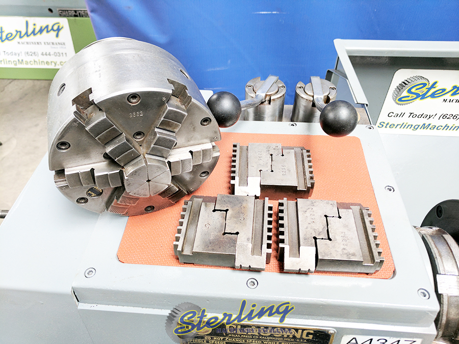 Used Clausing Engine Lathe Sterling Machinery