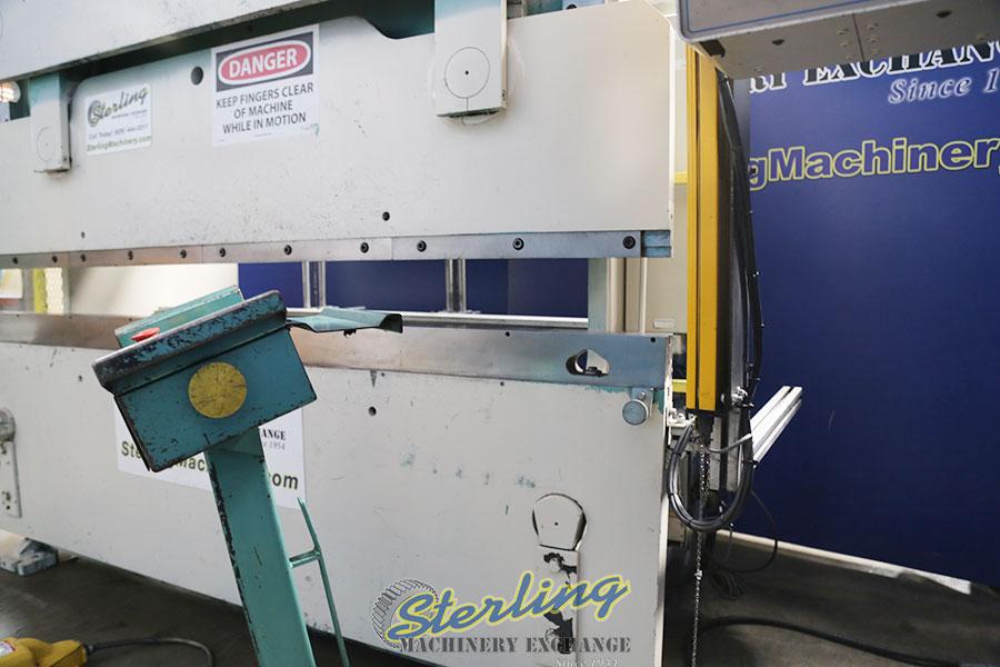 Used Piranha Cnc Hydraulic Press Brake Sterling Machinery