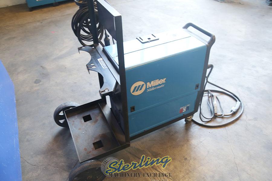 Used Miller Millermatic Pulser Wire Mig Welder with