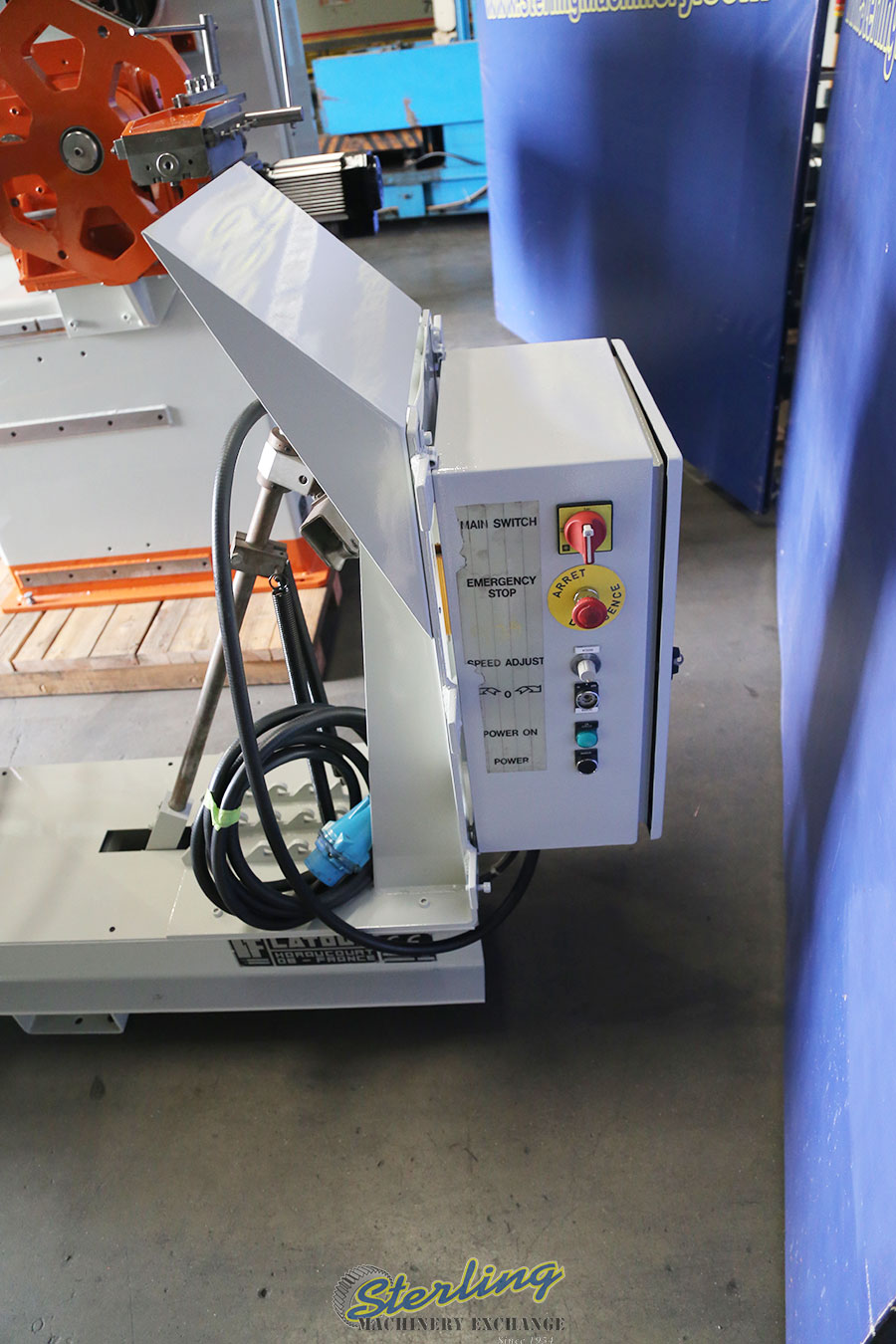 Used Latour Robomac CNC 3D 5 Axis Wire Bender and Wire Forming ...