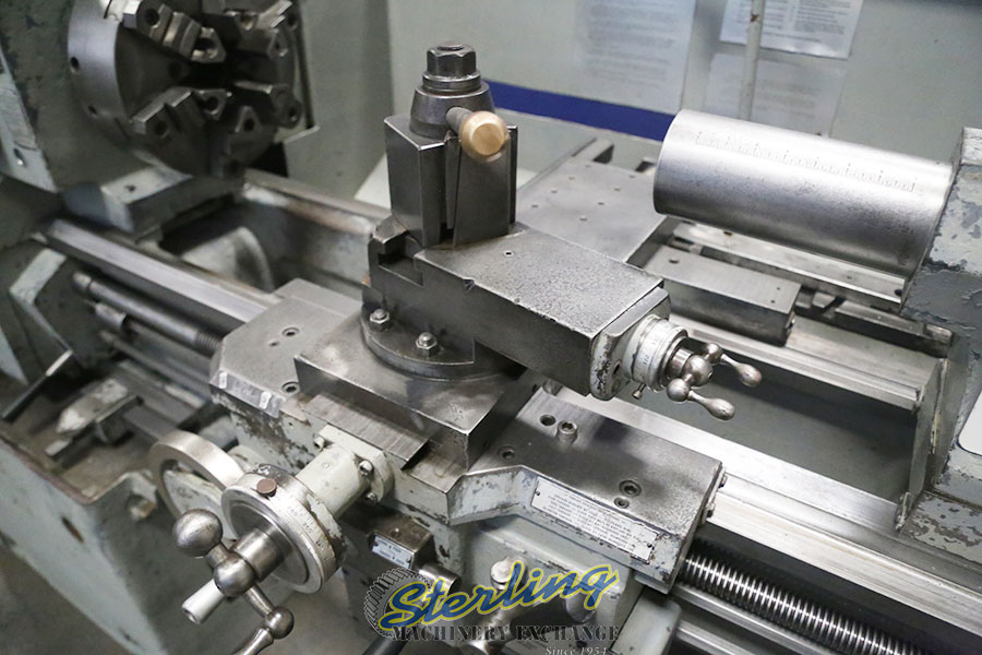Used Standard Modern Military Spec Engine Lathe Quot Heavy