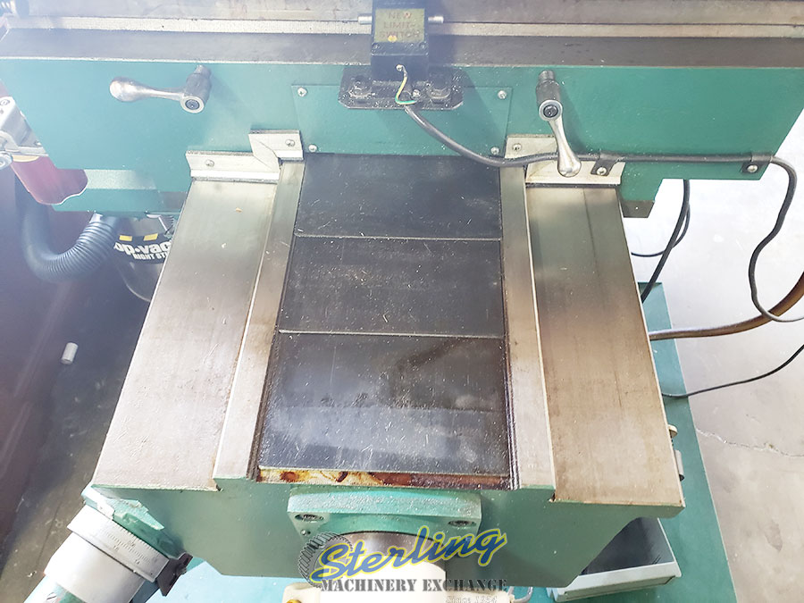 Used Grizzly Vertical/Horizontal Milling Machine - Milling