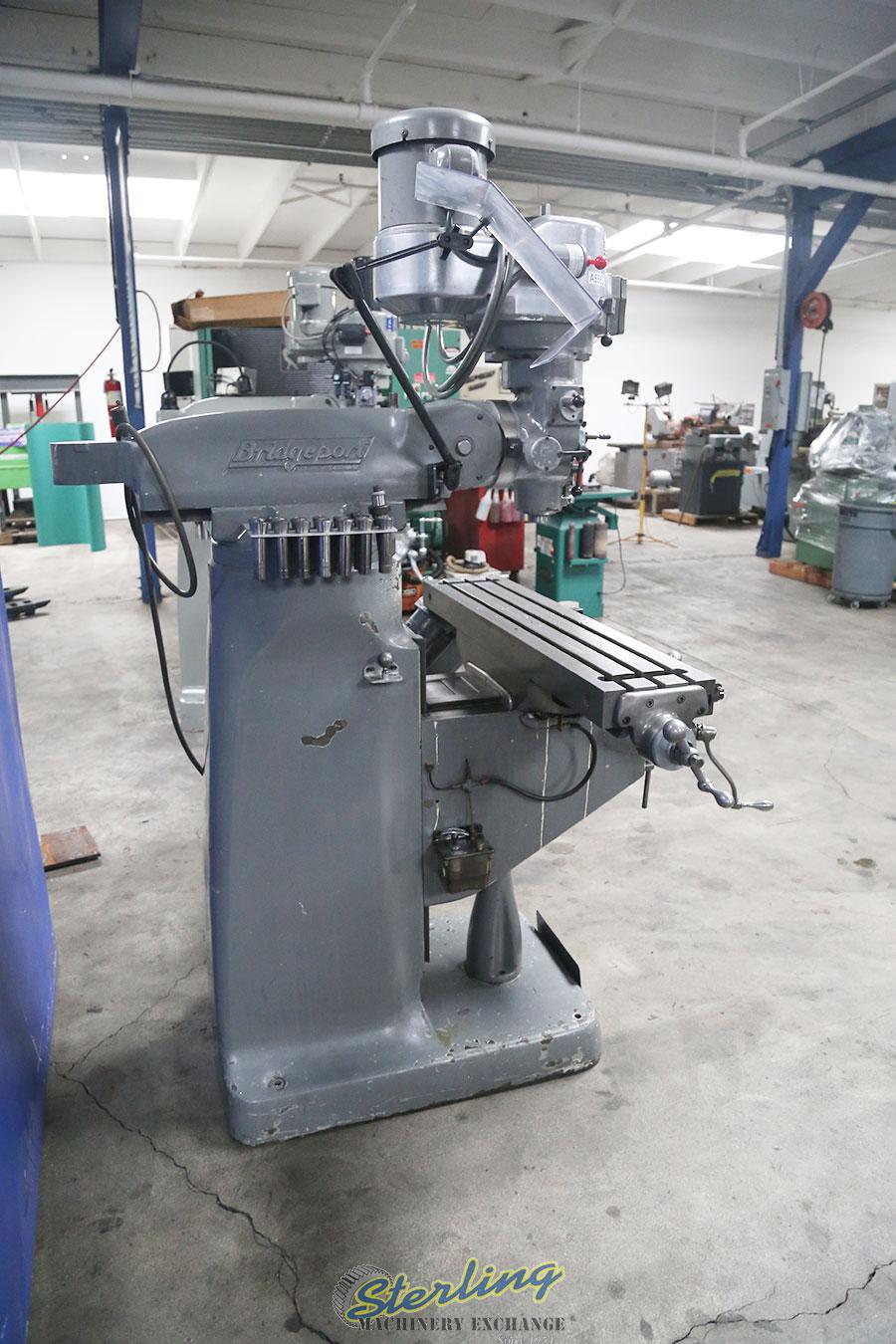 Vertical (Bridgeport Type) - Milling Machines Sterling ...