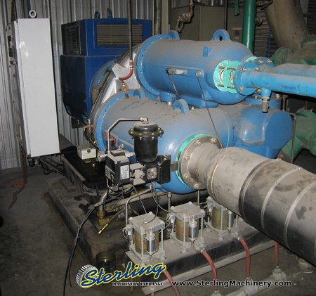 Ingersoll Rand Centrifugal Air Compressor Sterling Machinery