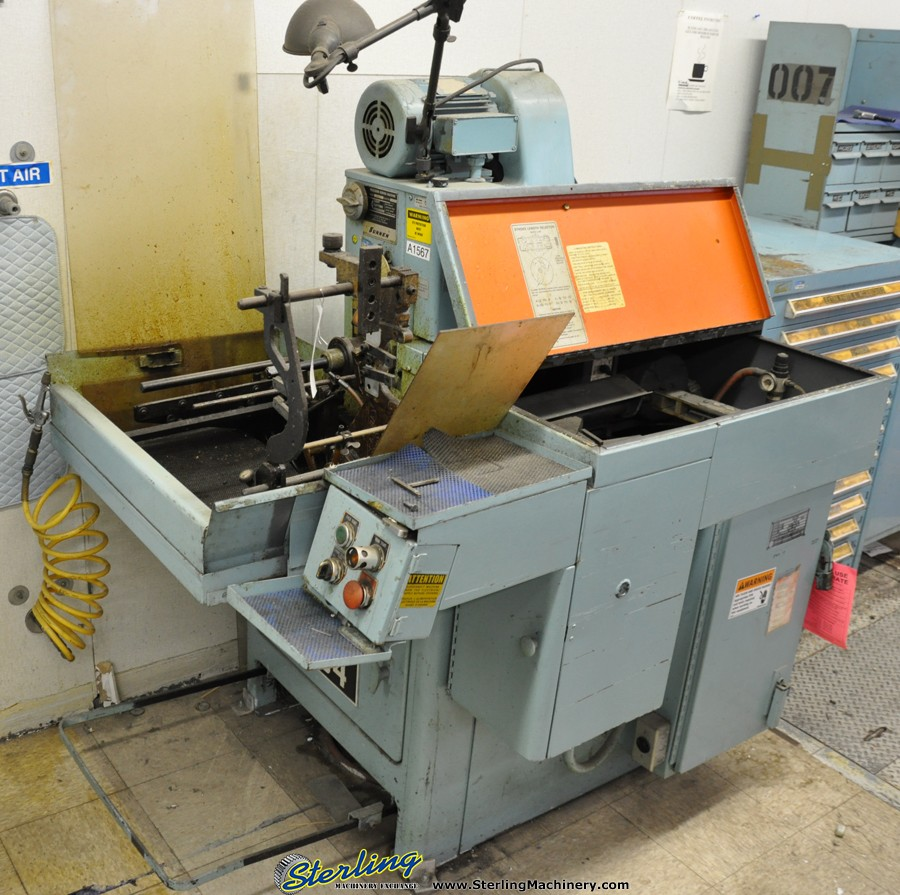 Used Sunnen Power Stroker Horizontal Honing Machine - Hones