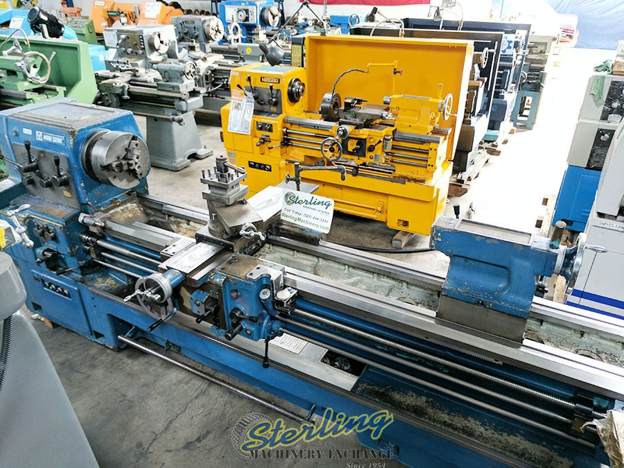 used mori seiki heavy duty engine lathe