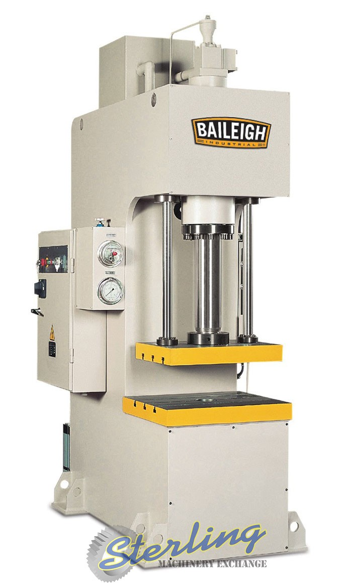 Brand New Baileigh Hydraulic C-Frame Press - Presses Sterling Machinery