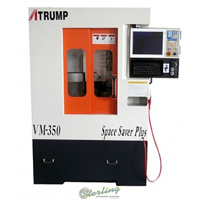 Brand new atrump space saver plus vertical cnc machining for Saver plus