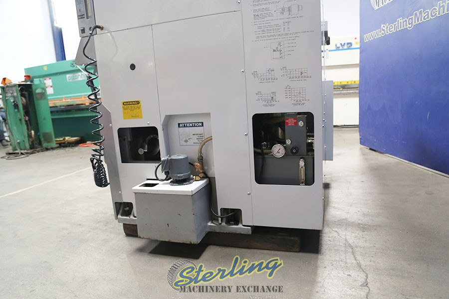 Used HAAS CNC Slant Style Lathe Sterling Machinery