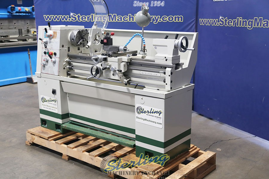 Used Lathes Engine Lathe For Sale Precision Lathes Tool Room >> Used Birmingham Precision Gap Bed Tool Room Lathe Engine Lathes