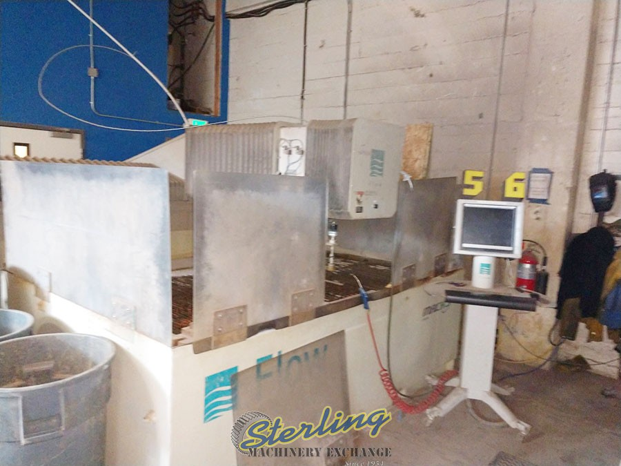 Used Flow Waterjet Cutting System (SPECIAL PRICE  MUST MOVE