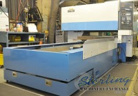 Used Mazak Super Turbo-X Laser Cutting Machine
