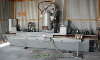 Used Snow Vertical Spindle Surface Grinder