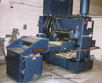 Used AEM Abrasive Rotary Sander W/Filter Dryer