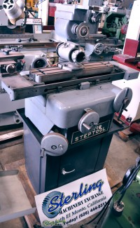 Used Harig Step Tool and Cutter Grinder