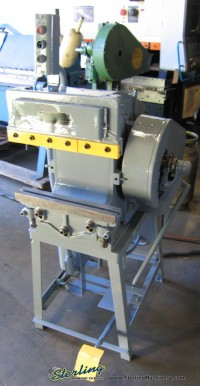 Used Whitney Jensen Mechanical Press Brake