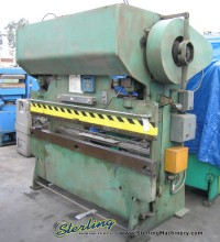 Used Chicago CNC Press Brake