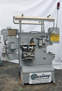 Used Iron Crafter Hydraulic Ironworker