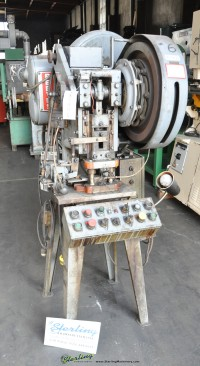 Used Perkins Air Clutch Punch Press