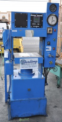Used Hydraulic Upacting Press