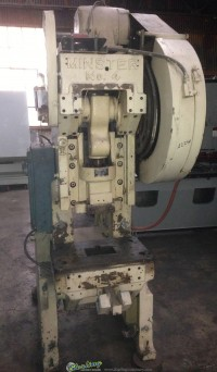 Used Minster OBI Punch Press