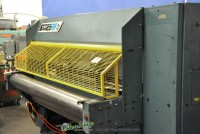 Used Samco Full Beam Die Cutting Clicker Press Machine