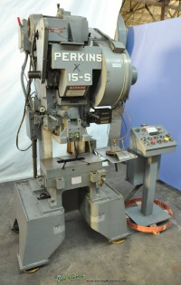 Used Perkins High Speed Punch Press